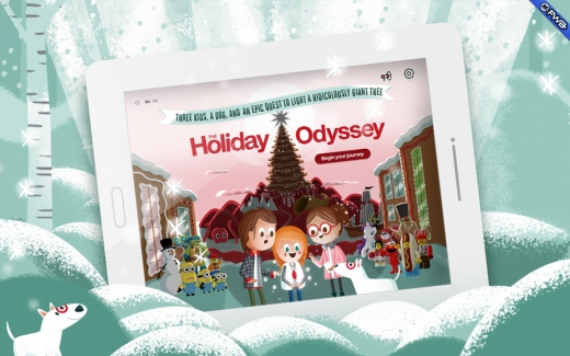 The Holiday Odyssey, A Free Digital Storybook