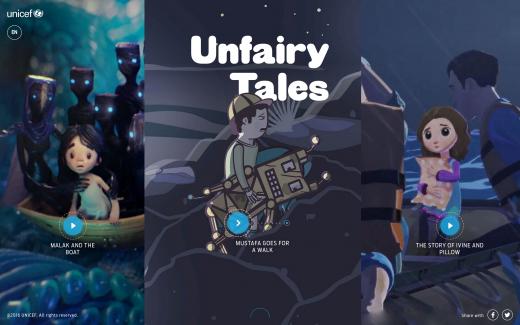 Unicef – Unfairy Tales