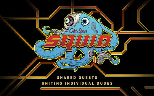 Old Spice S.Q.U.I.D.